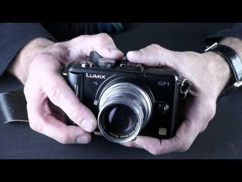 Kenneth Wajda Buying a Digital Rangefinder: Panasonic GF1 with 50mm f2 Leica Summicron Camera