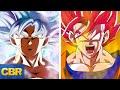 10 Major Saiyan Transformations In Dragon Ball That Changed Everything