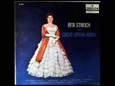 Verdi / Rita Streich, 1955: