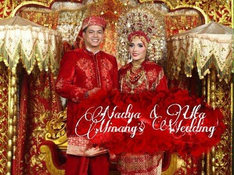 Nadya & Uta - Wedding Clip (Minangkabau Culture)