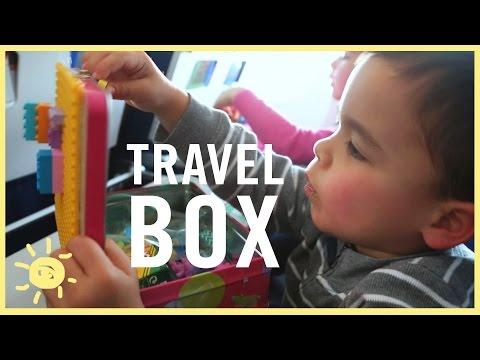 PLAY | TRAVEL ACTIVITY BOX!