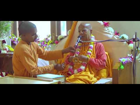 H. H.  Gopal Krishna Goswami Maharaj Lecture @ ISKCON DWARKA 11 NOV 2017