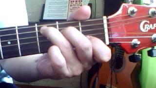 Мне нравится (Ирония судьбы) Аккорды на гитаре, разбор