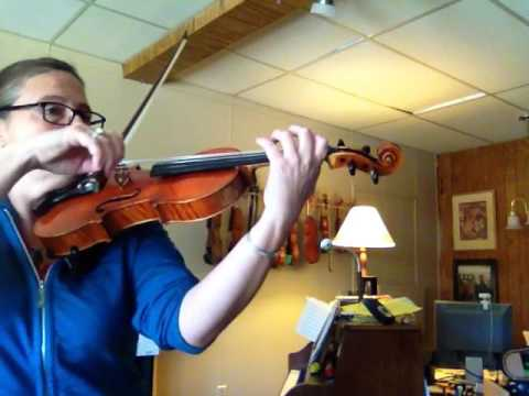 Violin: The Little Drummer Boy