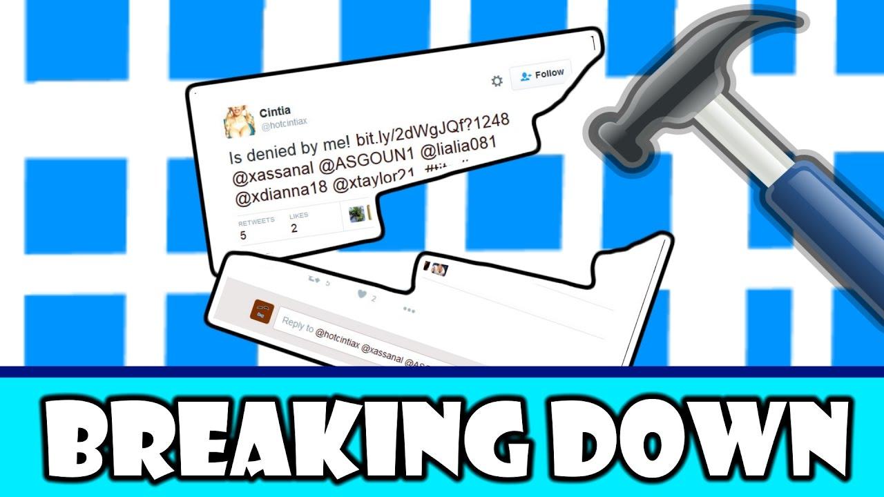 Breaking Down Spam Bots (YouTube & Twitter)