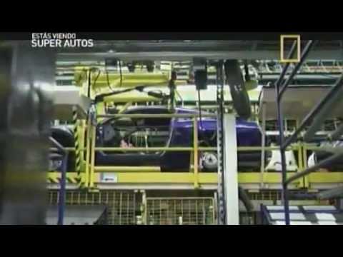 Megafabricas superautos - Ford Mustang (español)