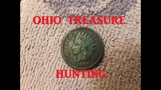 Ohio Treasure Hunting Metal Detecting & River Exploring Discovery Channel