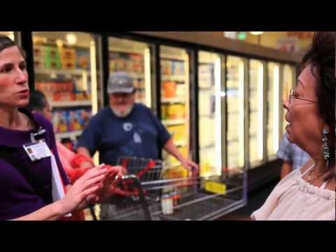 Sacramento Native-American Health Center Grocery Store Tour