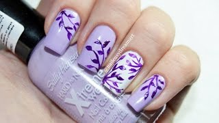 Роспись на ногтях для начинающих | Easy Floral Nail Art for beginners(LIKE ☆ COMMENT ☆ SUBSCRIBE ☆ Hi everyone! This Easy Floral Nail Art Designs for Beginners is for you! Hope you enjoy this nail art tutorial! Please ..., 2015-04-24T08:14:35.000Z)
