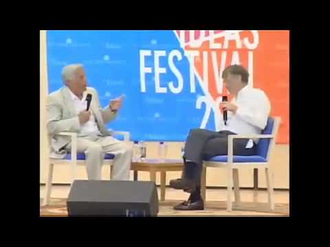Bill Gates talks about the Khan Academy at Aspen Ideas Festival 2010