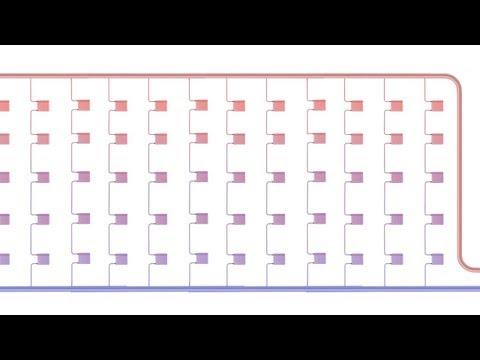 видео: Однотрубная система отопления. Принцип работы
