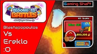BTD Battles -  Speed Megaboosts @ Blastapopoulos