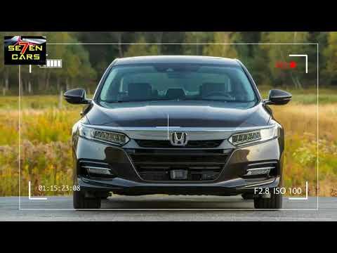 WOW !! 2018 honda accord hybrid interior exterior