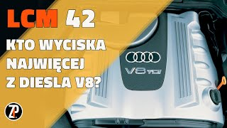TOP 7 najmocniejszych aut z 8 cylindrowym DIESLEM |  LCM42
