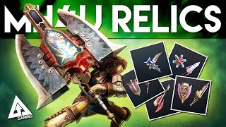 Monster Hunter 4 Ultimate Tutorial - Relic Armor & Weapons