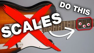 Can39t Build a GUITAR SOLO with Scales Just Do THIS