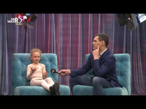 Gero vakaro šou: Vaikų mintys apie Lietuvą