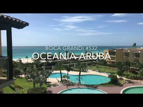 Oceania Aruba Resort Tour (unit BG 532)