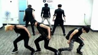 TEEN TOP - Clap (dance practice)