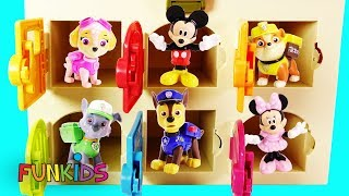 Mickey Mouse Clubhouse Paw Patrol Magic Critter Clinic