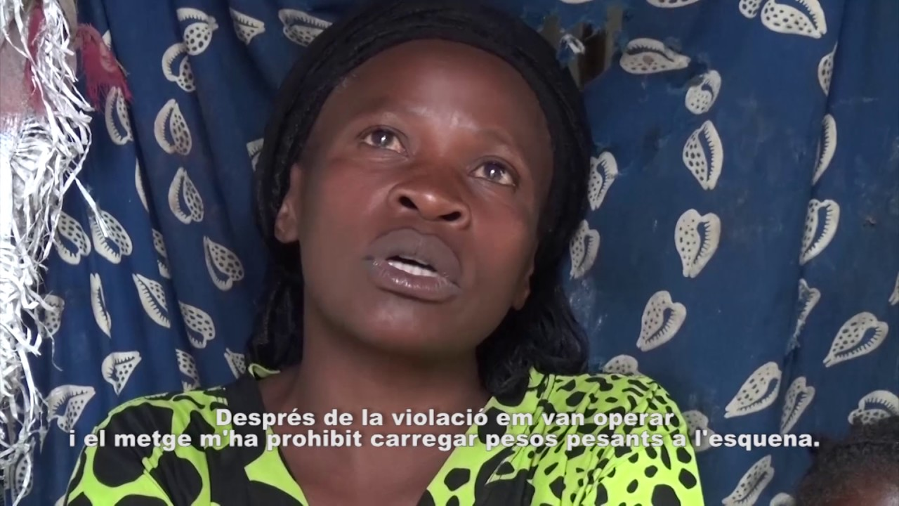 Uchungu na tumaini, crònica del dolor i l'esperança