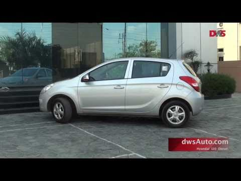 Hyundai i20 Diesel review and road test video