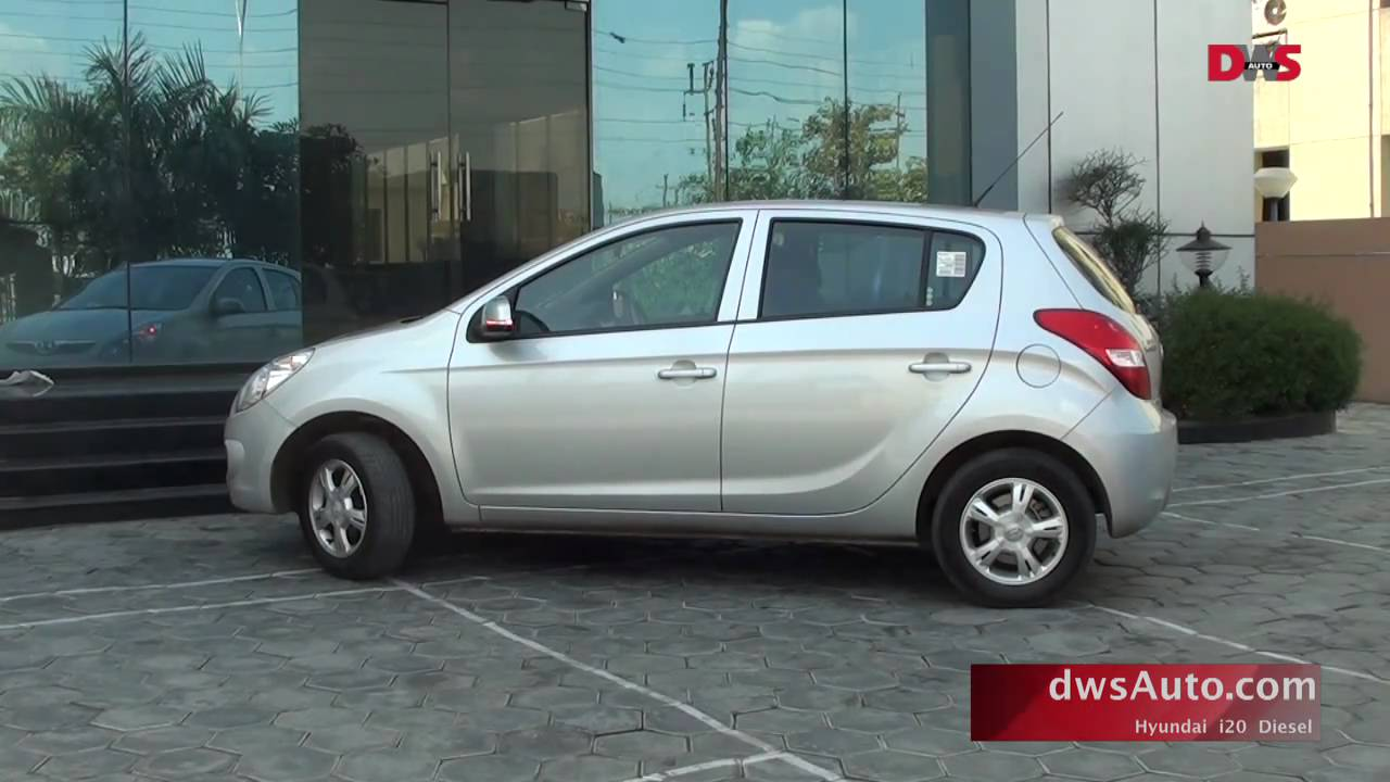 hyundai i20 diesel review and road test video youtube. Black Bedroom Furniture Sets. Home Design Ideas