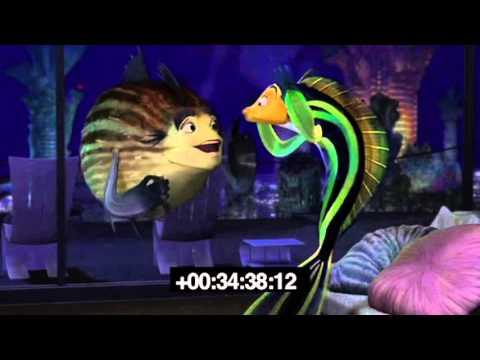 Shark Tale (2004) Deleted Scene