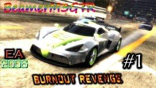 Burnout Revenge (Xbox 360) - Part 1