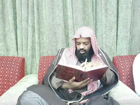 صالح ابن عبدالقدوس واقوال العلماء فيه ..الشيخ النميري ..حفظه الله