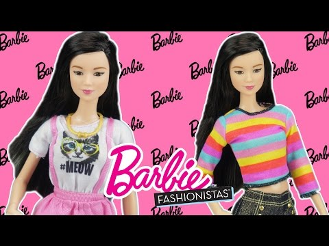 barbie-fashionistas-cat-dress-and-unicorn-fashion-pack-review