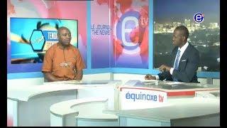 TENDANCE ECONOMIQUE Thierry NYAMEN EAUINOXE TV DU 02 FEVRIER 2018