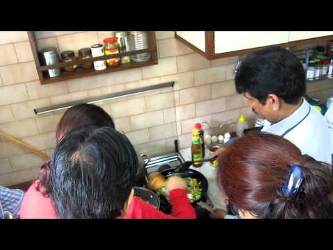 Continental Cooking For Families-For Domestic Staff-Intermediate level