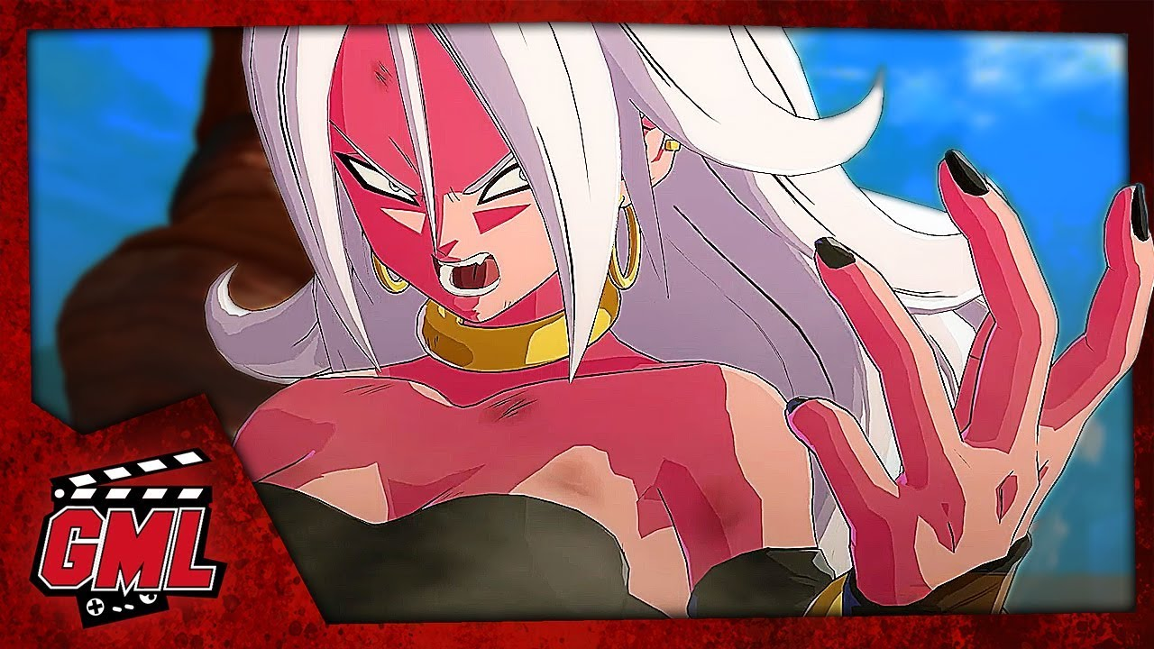 DRAGON BALL FIGHTERZ : ARC C21 (VOST FR)