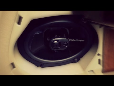 How To Install Door Speakers In 2004 Ford F 150 Youtube