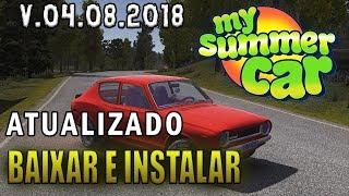 Como Baixar e Instalar My Summer Car - Atualizado 2018