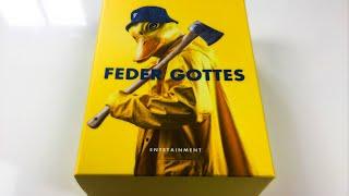 Entetainment  Feder Gottes Box Unboxing