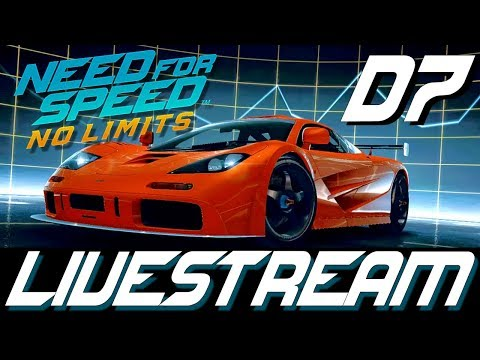 Need For Speed No Limits - Live Stream - Day 7 McLaren F1 LM