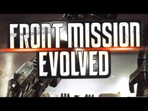 Classic Game Room - FRONT MISSION EVOLVED review