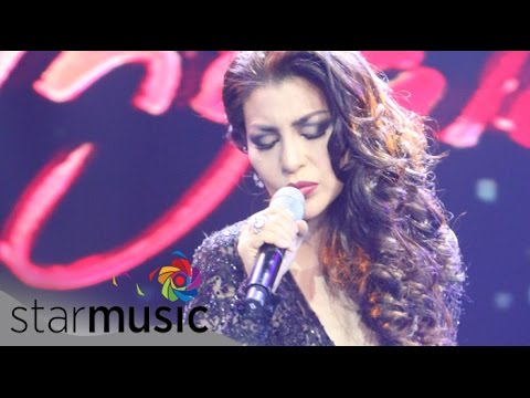 LANI MISALUCHA - Starting Over Again (La Nightingale The Return Concert)