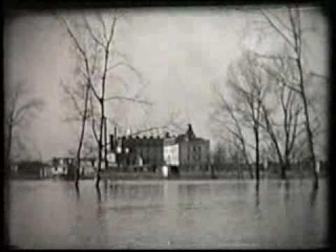 1937 Flood at Cairo Illinois.wmv