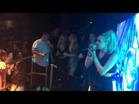 Kygo Cloud Nine Album Release Party at 1 OAK Los Angeles performing 'Stay' with Maty Noyes