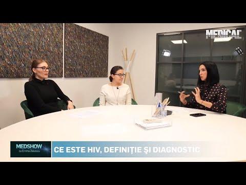MEDSHOW, CU EMMA ZEICESCU - Totul despre HIV și SIDA