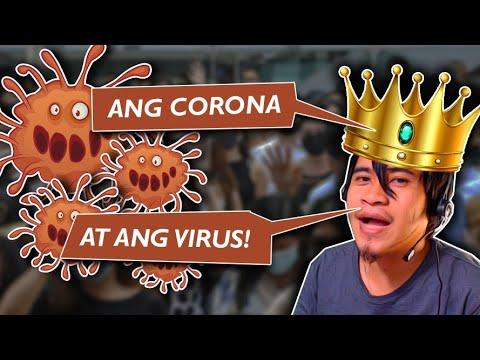 Tips Ko Para Maka-Iwas sa 2019 Novel Coronavirus