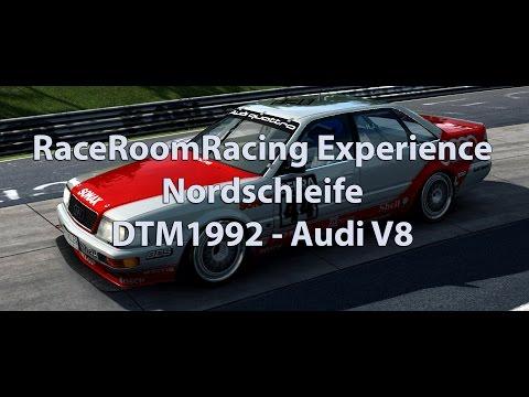 Raceroom Racing Experience - Nordschleife - DTM1992 - Audi V8 |