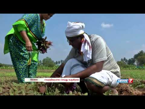 Success story of an engineer turned natural farmer