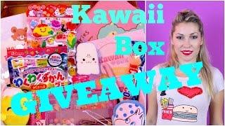 КОНКУРС ЗАКРЫТ ♡ Kawaii box ♡ September ♡ GIVEAWAY CLOSED ))