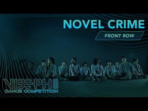 Novel Crime  VIBE PH III @AyelMari Front Row 4K  #VIBEPH