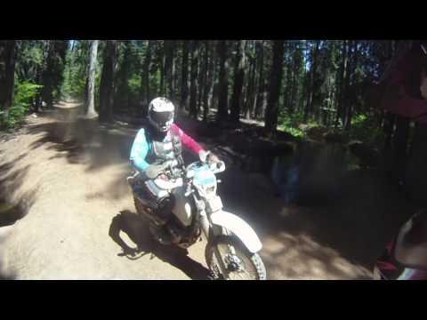 Hood River Oregon Dual Sport June 2016