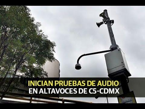 Pruebas de audio C5-CDMX | 060817